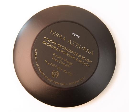 Guerlain Terra Azzurra Bronzer & Blush