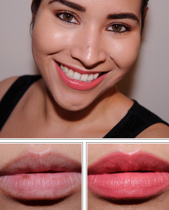 Laura Mercier Kissed Lips Sheer Lip Color