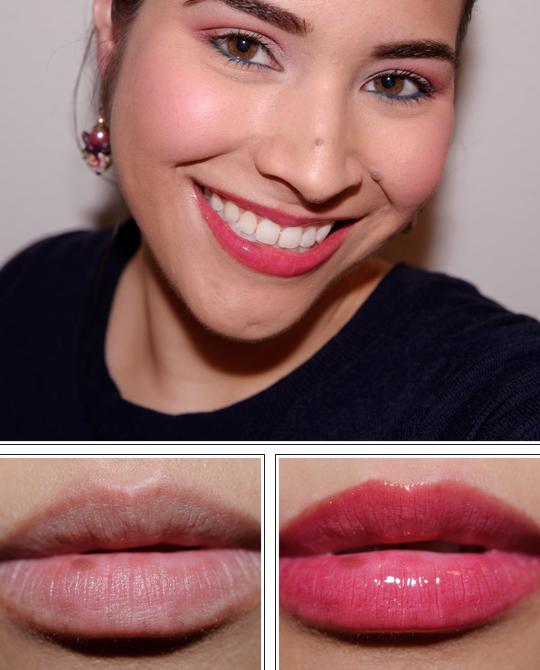 Le Metier de Beaute Hibiskiss Sheer Brilliance Lipgloss