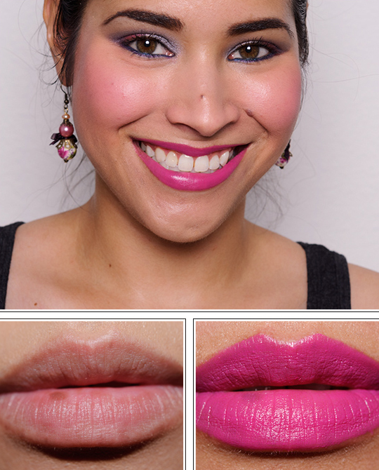 Le Metier de Beaute Paris Colour Core Moisture Stain Lipstick