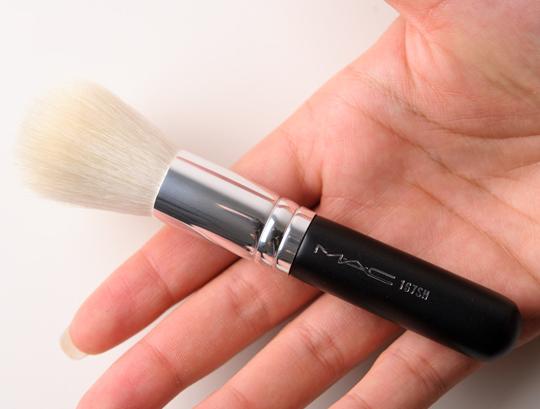 mac face brushes. mac 167sh face blender brush mac brushes \