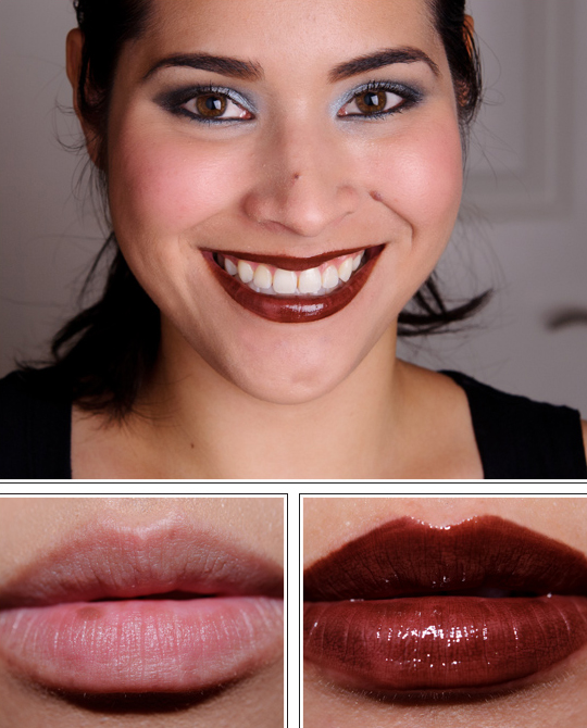MAC Chestnut Lipglass