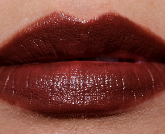 MAC Chestnut Lipstick