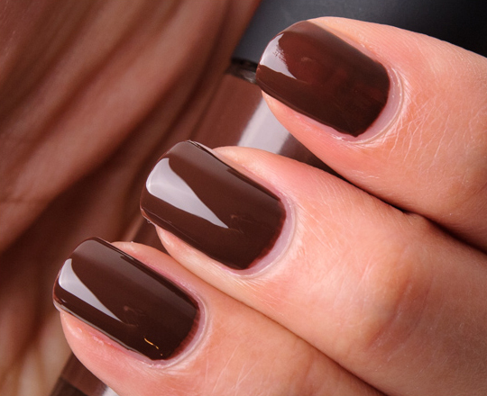 MAC Chestnut Nail Lacquer
