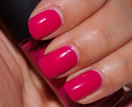 MAC Girl About Town Nail Lacquer