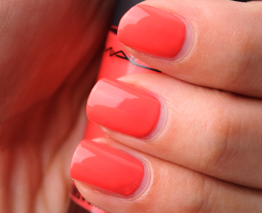 MAC Impassioned Nail Lacquer