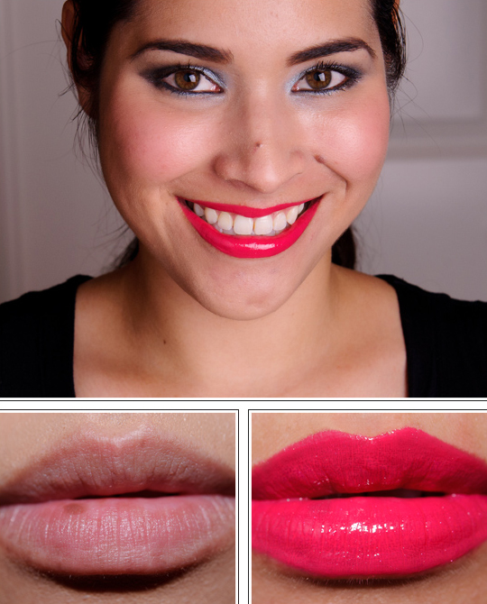 Product Preview MAC  Fusion Pink lipstick  YouTube