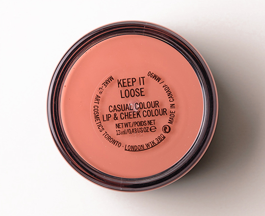 MAC Keep It Loose Casual Colour Lip & Cheek Colour