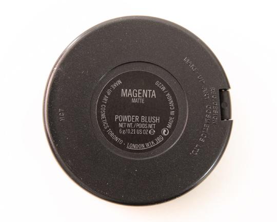 MAC Magenta Blush