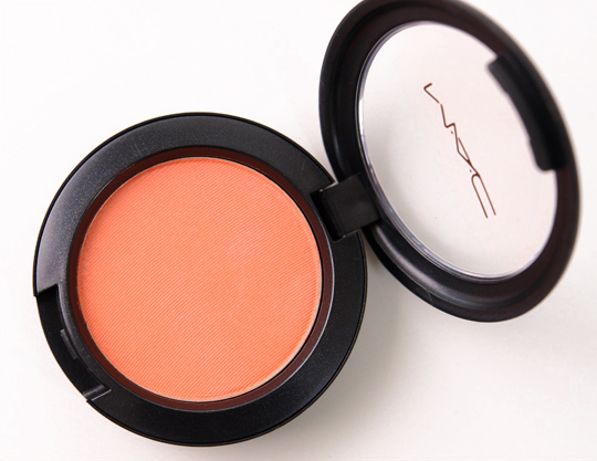 MAC Modern Mandarin Blush