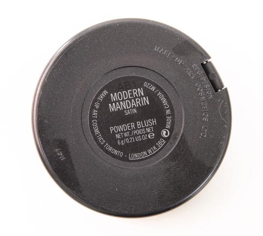 MAC Modern Mandarin Blush