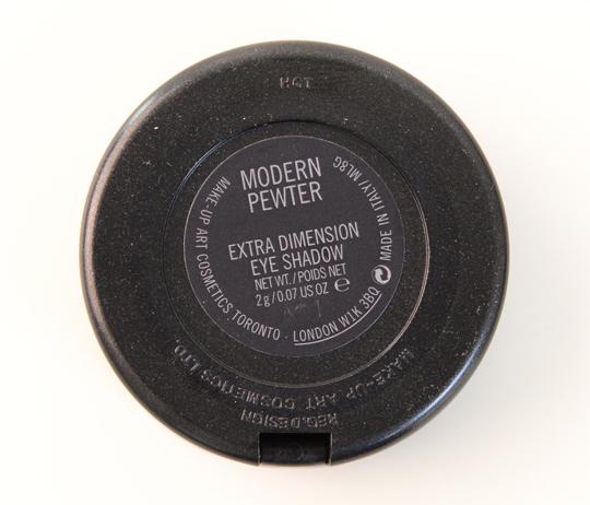 MAC Modern Pewter Extra Dimension Eyeshadow