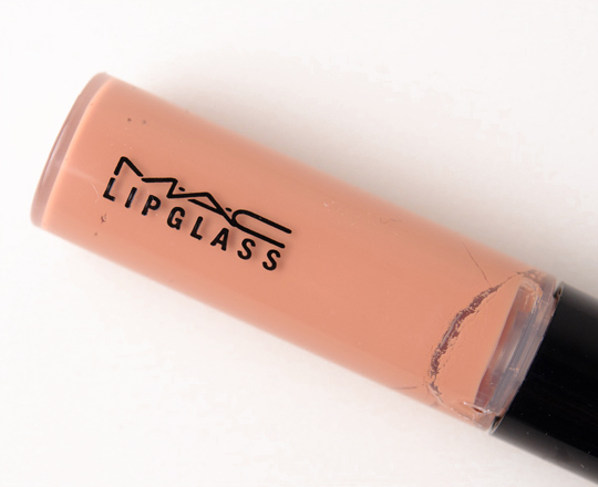 MAC Peachstock Lipglass