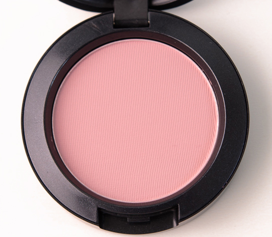 Mac Pink Cult Blush Review Photos Swatches