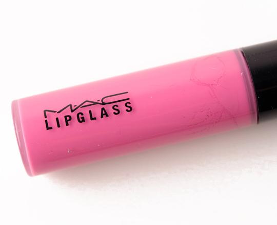 MAC Pink Nouveau Lipglass