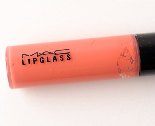 MAC Ravishing Lipglass