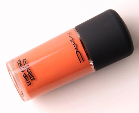 MAC Ravishing Nail Lacquer
