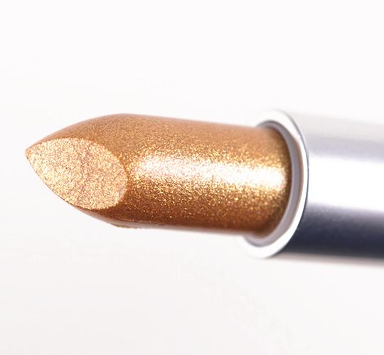 MAC Ruffian Gold Lipstick