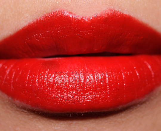 MAC Ruffian Red Lipstick