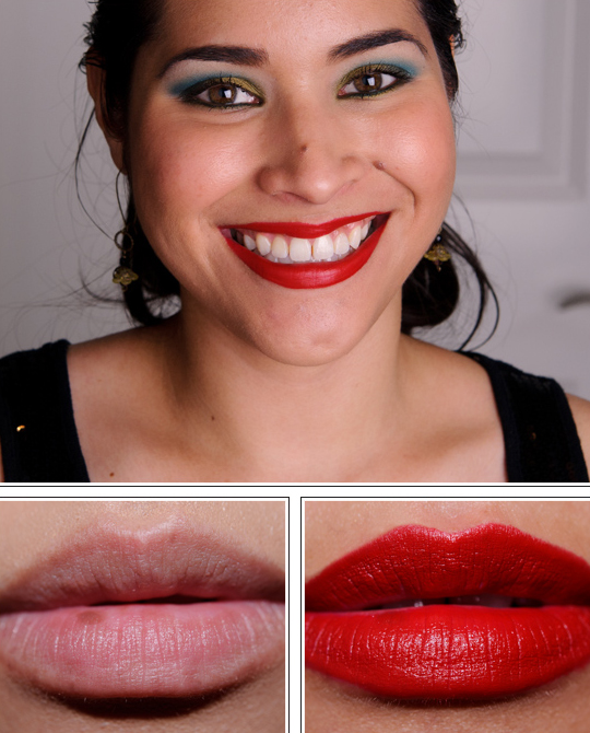 MAC russianred Lipstick