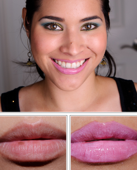 MAC Saint Germain Lipglass