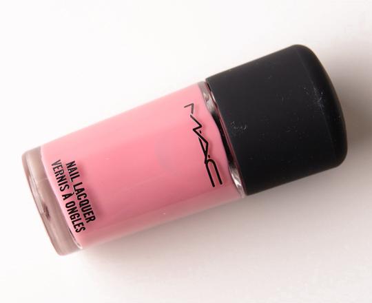 MAC Snob Nail Lacquer