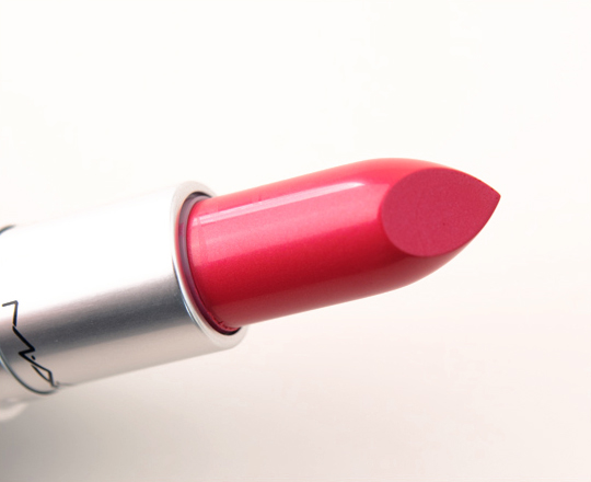 MAC Speak Louder Cremesheen Lipstick