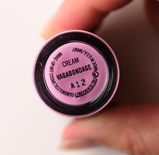 MAC Vagabondage Nail Lacquer