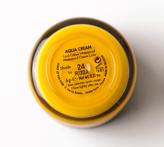 Make Up For Ever #24 Aqua Cream