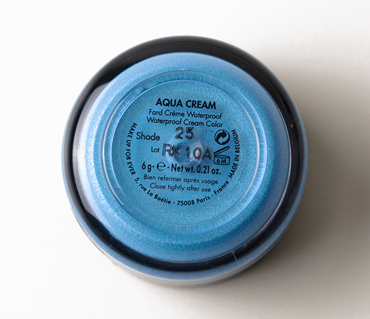 Make Up For Ever #25 Aqua Cream