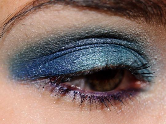 Giorgio Armani Ecailles Black Pearl Eye Palette