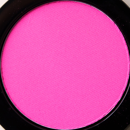 Milani Shocking Pink Powder Eyeshadow