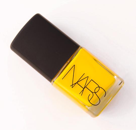NARS Amchoor Nail Lacquer