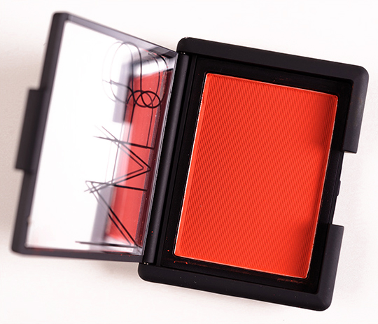 NARS Exhibit A Highlighting Blush