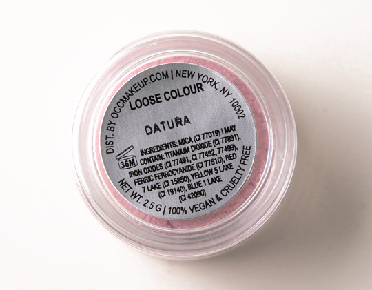 OCC Datura Loose Colour Concentrate