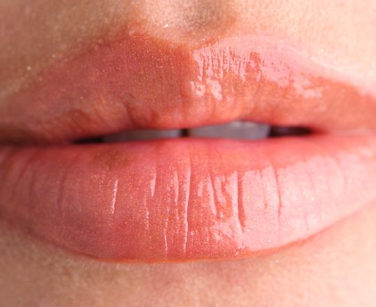Revlon Rosegold ColorBurst Lipgloss Lip Shine
