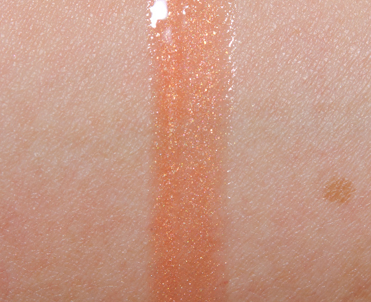 Revlon Sunset Peach ColorBurst Lipgloss Lip Shine