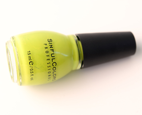 Sinful Colors Innocent Nail Lacquer