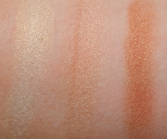 Sleek Makeup Peach Shimmer Glo Face & Body Highlighter