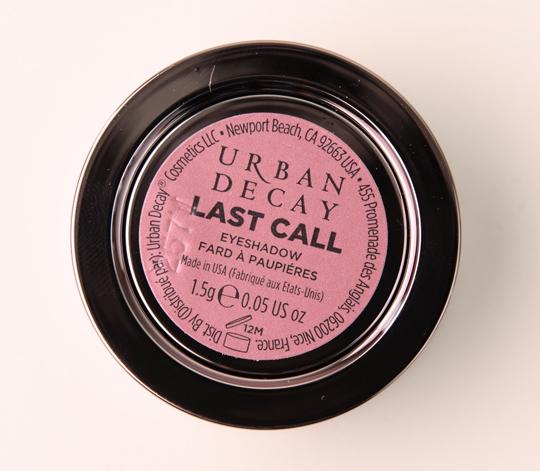 Urban Decay Last Call Eyeshadow