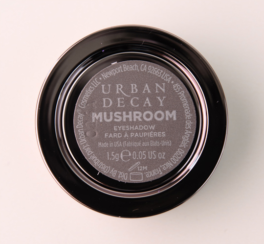 Urban Decay Mushroom Eyeshadow