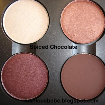 MAC Cult of Cherry Swatches