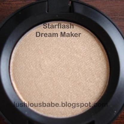 MAC Cosmetics   Starflash Fall 2008 Swatches & Photos