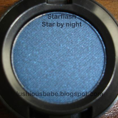 MAC Cosmetics | Starflash Fall 2008 Swatches & Photos