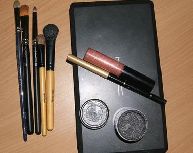 tutorial smokey step001 Smokey Eye   Tutorial for Beginners