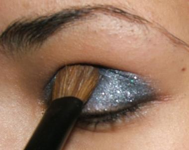 tutorial smokey step008 Smokey Eye   Tutorial for Beginners