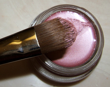 tutorial frescopink001 Soft Pink Look Using Fresco Rose Paint Pot