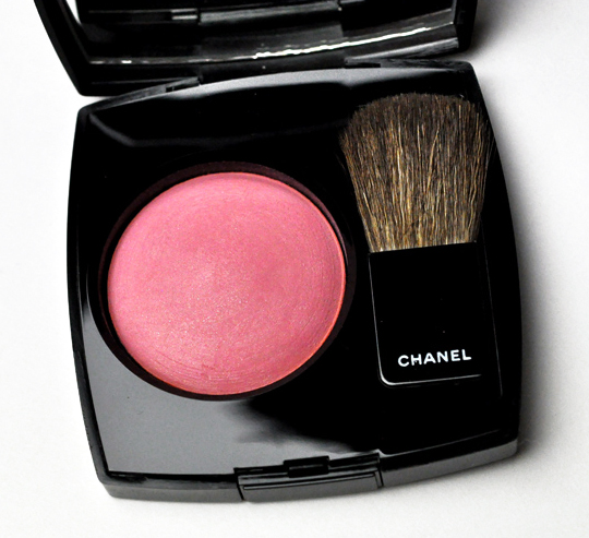 Chanel Pink Explosion Joues Contraste Blush