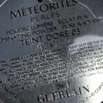Guerlain Teint Dore Meteorites Powder For the Face