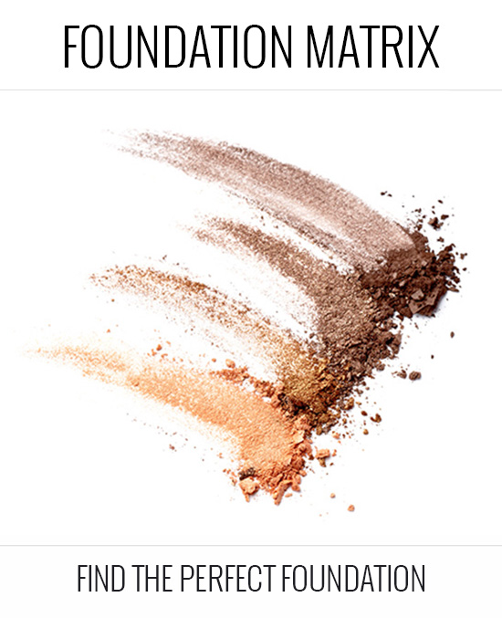 Foundation Matrix: Find Your Perfect Foundation Shade